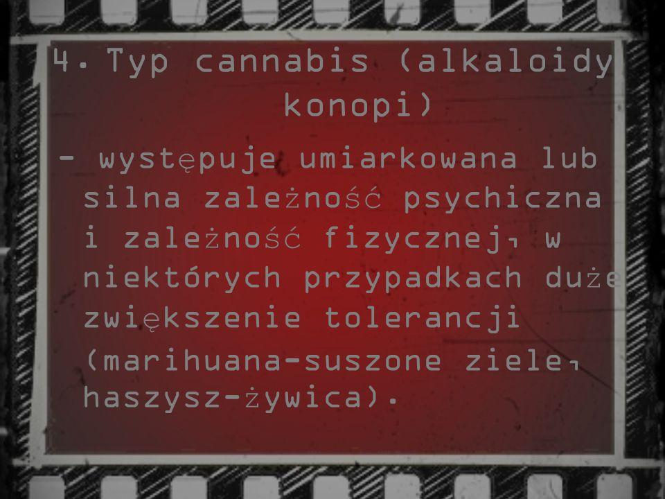 Typ cannabis (alkaloidy konopi)