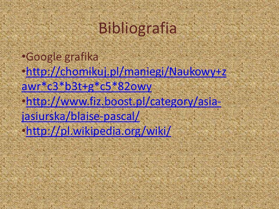 Bibliografia Google grafika