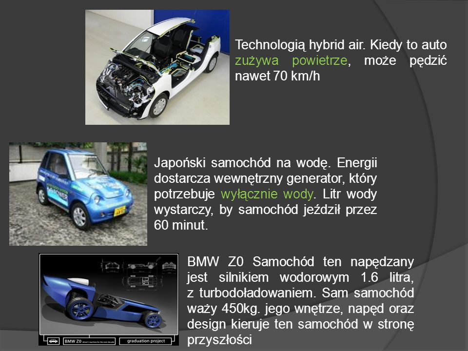 Technologią hybrid air