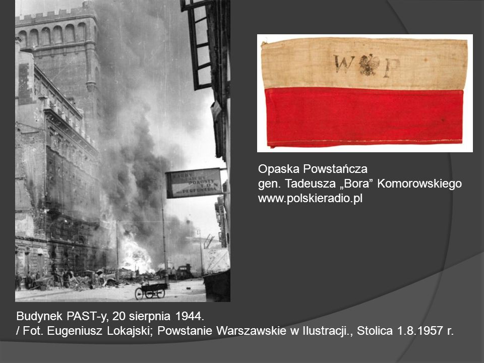 """Opaska Powstańcza gen. Tadeusza """"Bora Komorowskiego"""