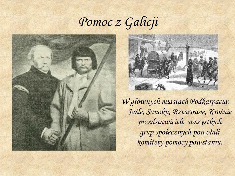 Pomoc z Galicji