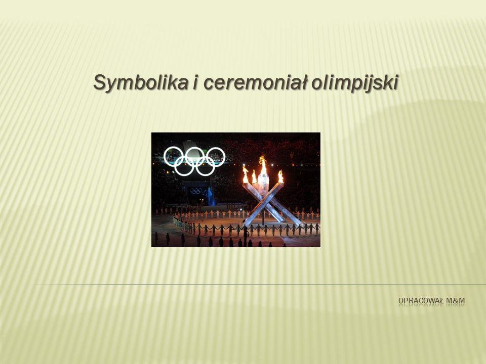 Symbolika i ceremoniał olimpijski