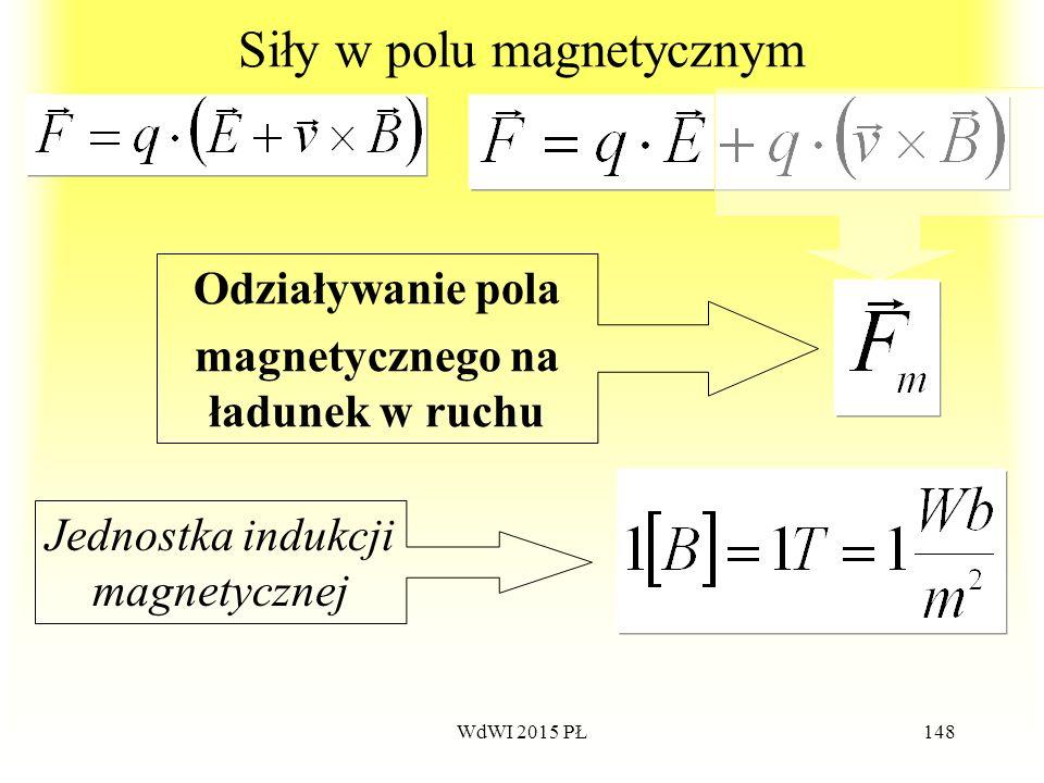 Siły w polu magnetycznym