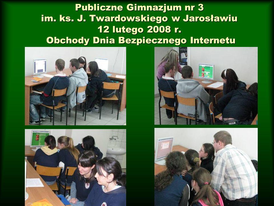 Publiczne Gimnazjum nr 3 im. ks. J