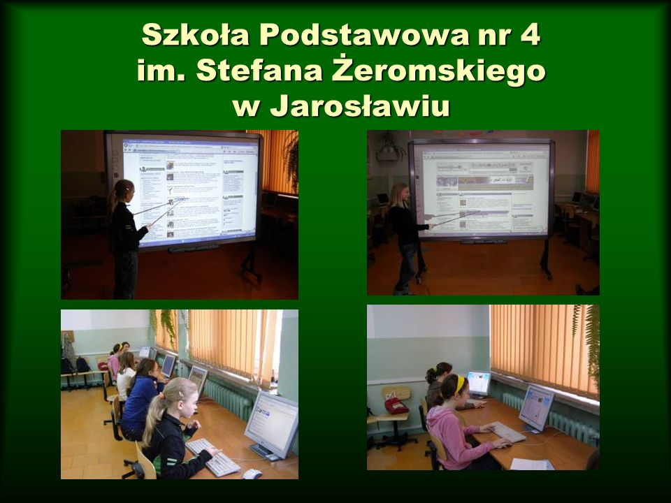 Szkoła Podstawowa nr 4 im. Stefana Żeromskiego w Jarosławiu