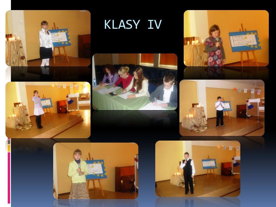 KLASY IV