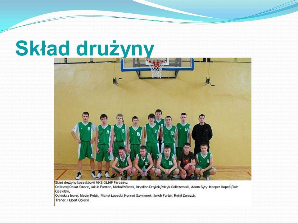 Skład drużyny