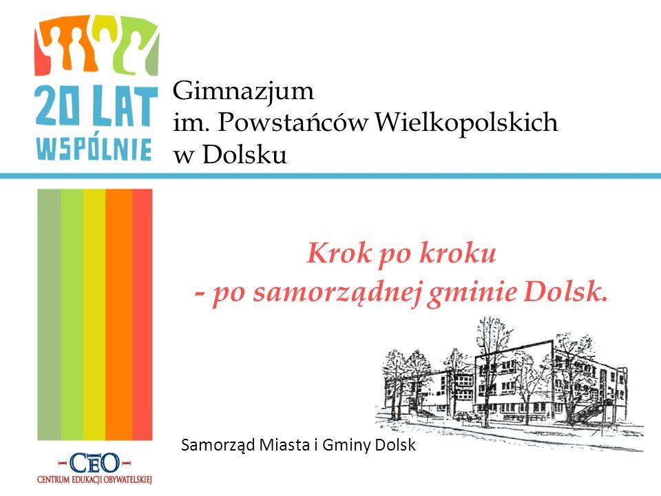 Gimnazjum im. Powstańców Wielkopolskich w Dolsku