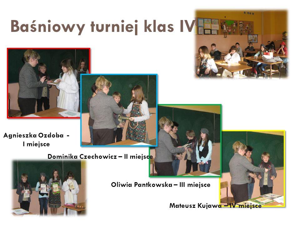 Baśniowy turniej klas IV