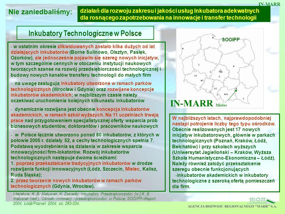 Inkubatory Technologiczne w Polsce