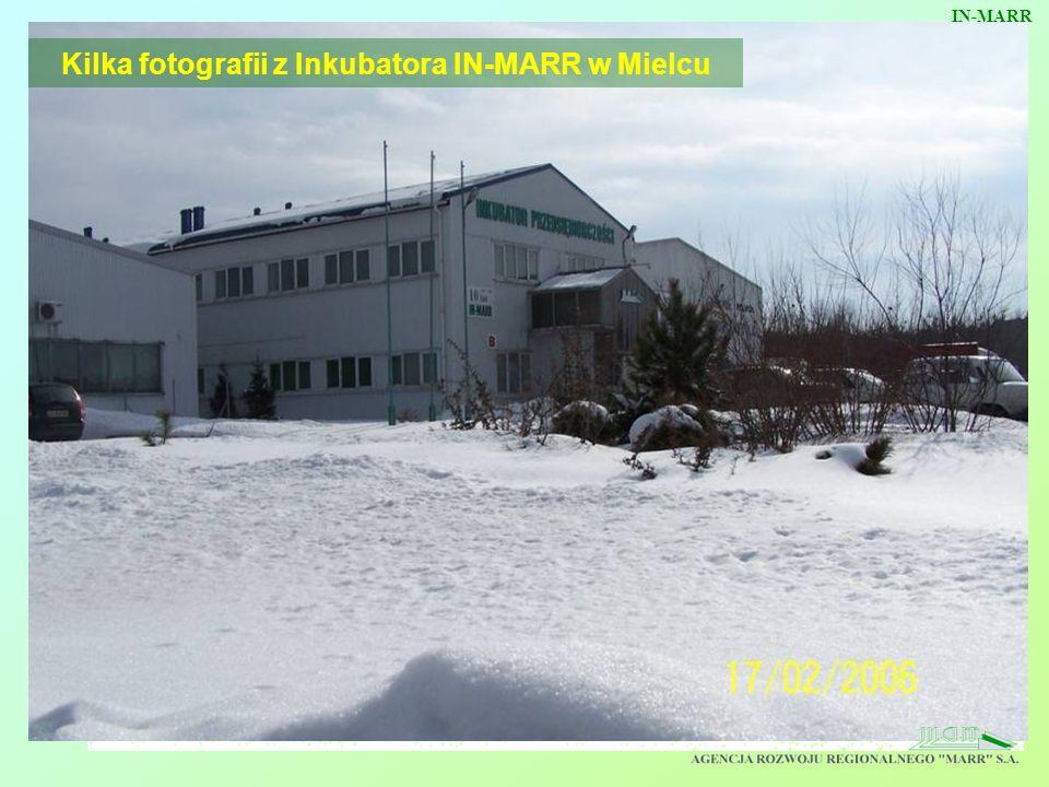 Kilka fotografii z Inkubatora IN-MARR w Mielcu
