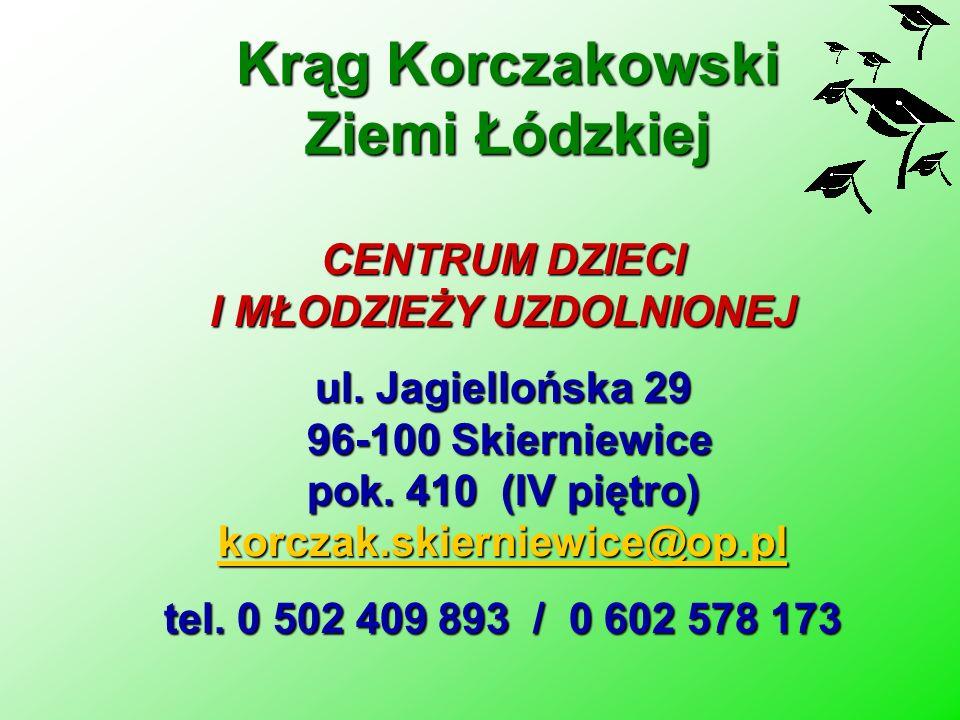 Krąg Korczakowski Ziemi Łódzkiej