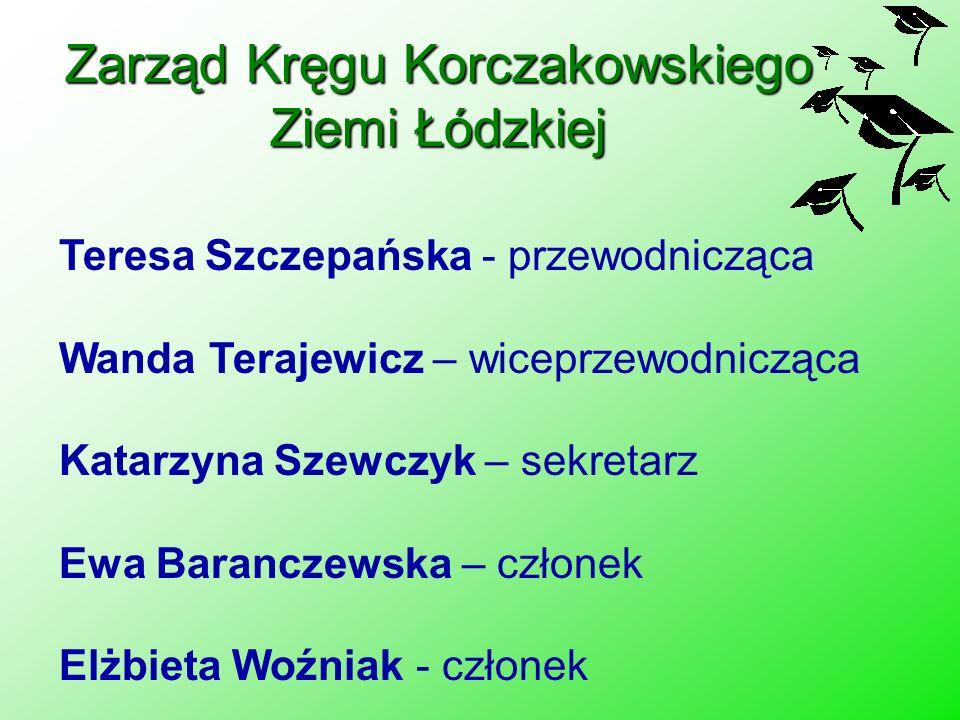Zarząd Kręgu Korczakowskiego Ziemi Łódzkiej