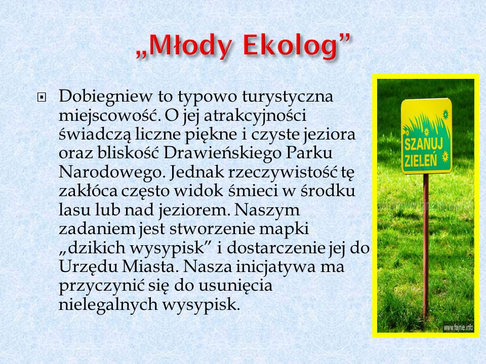 """Młody Ekolog"