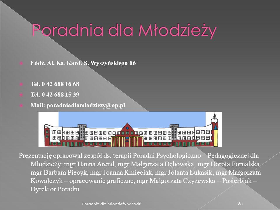 Łódź, Al. Ks. Kard. S. Wyszyńskiego 86