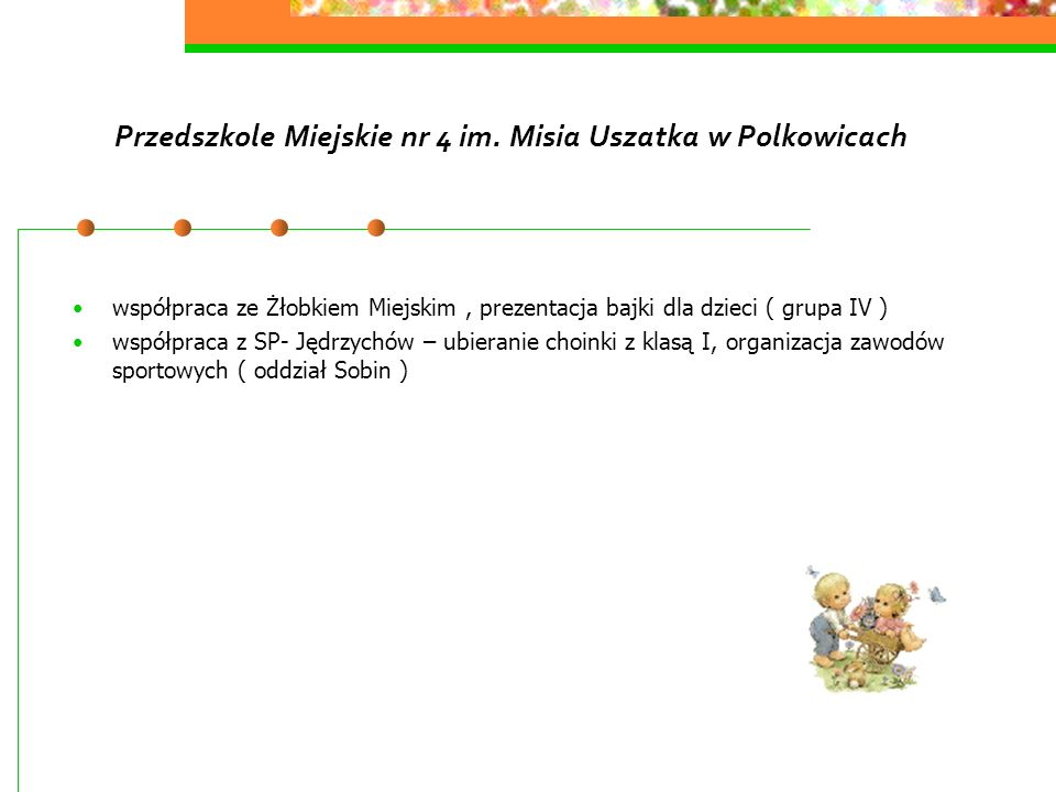 Przedszkole Miejskie nr 4 im. Misia Uszatka w Polkowicach
