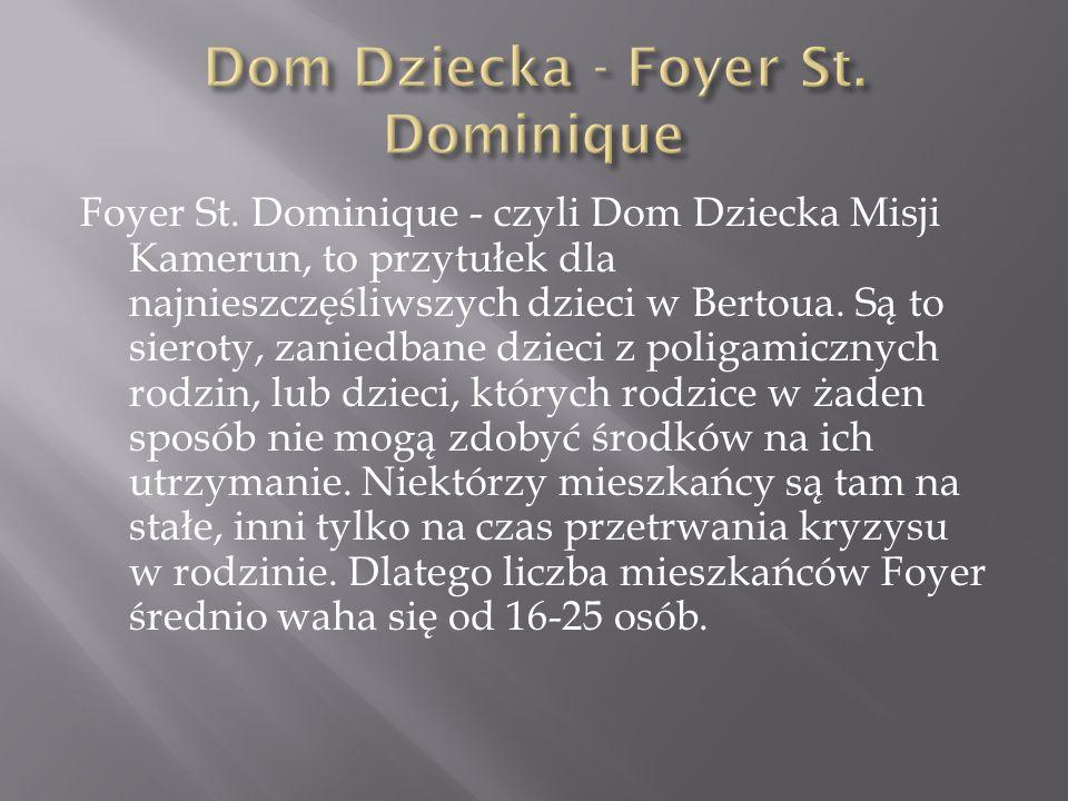 Dom Dziecka - Foyer St. Dominique