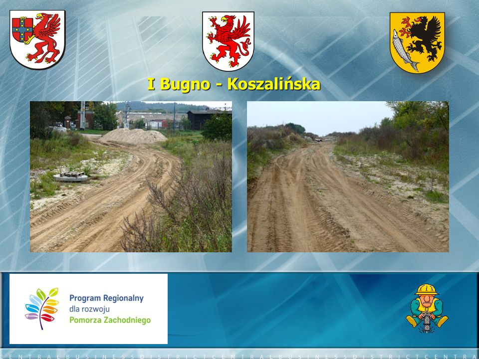 I Bugno - Koszalińska