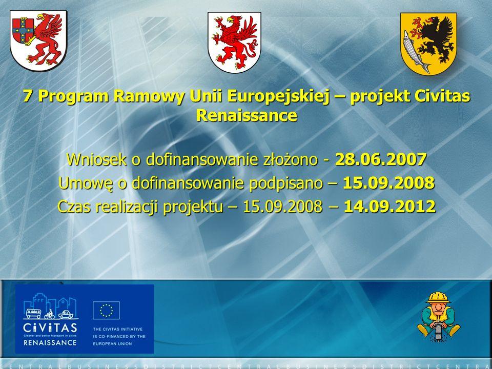 7 Program Ramowy Unii Europejskiej – projekt Civitas Renaissance
