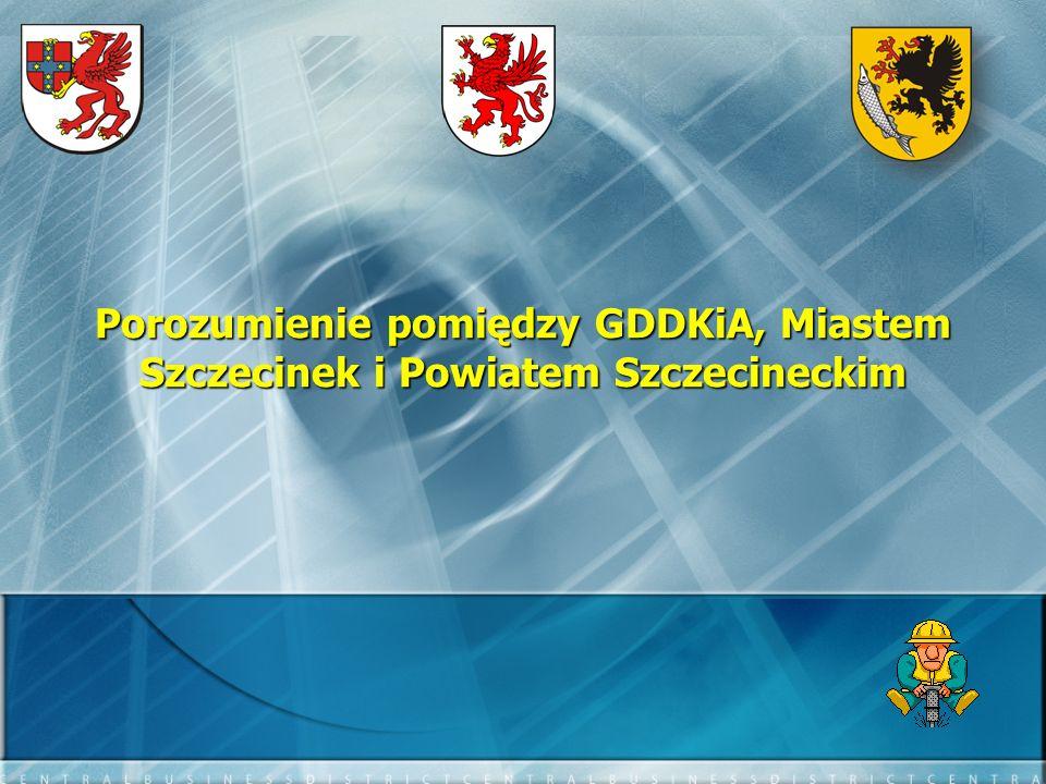 Porozumienie pomiędzy GDDKiA, Miastem Szczecinek i Powiatem Szczecineckim