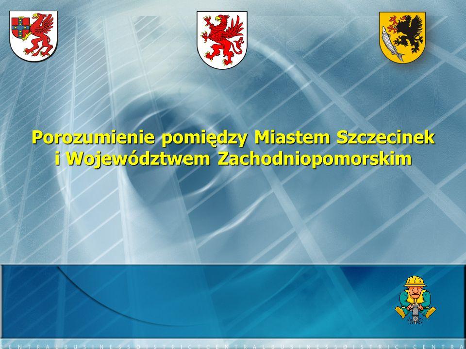 Porozumienie pomiędzy Miastem Szczecinek i Województwem Zachodniopomorskim