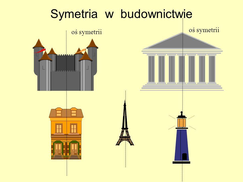 Symetria w budownictwie