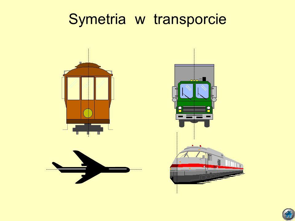 Symetria w transporcie