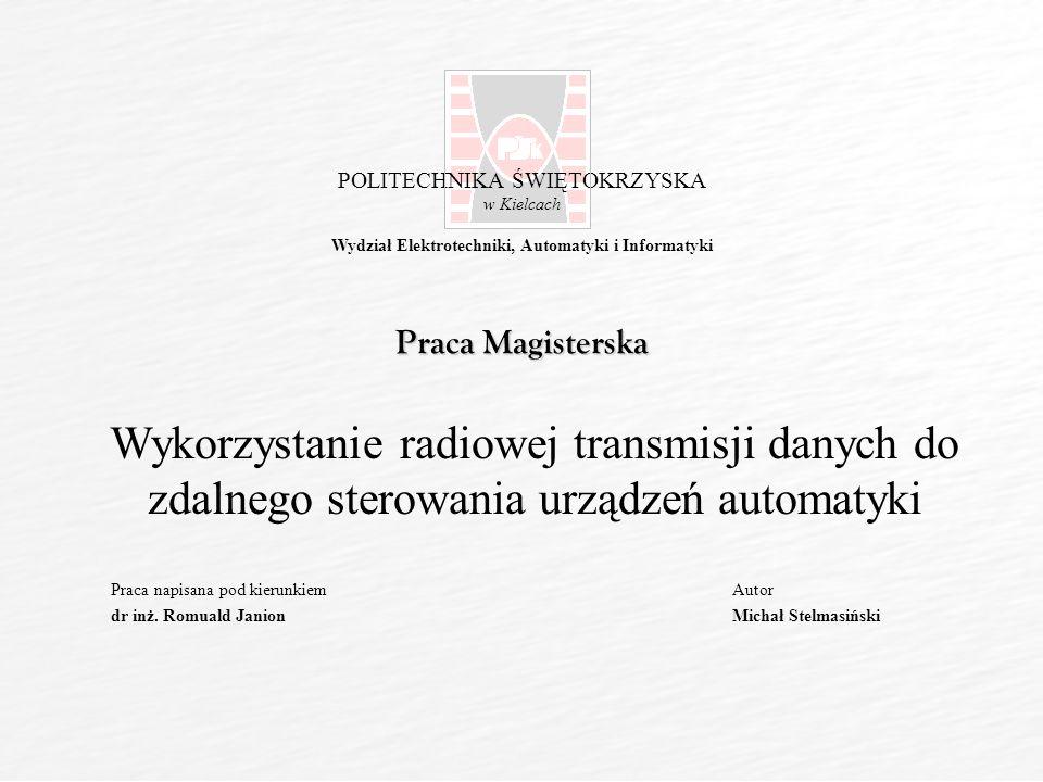 Wydział Elektrotechniki, Automatyki i Informatyki