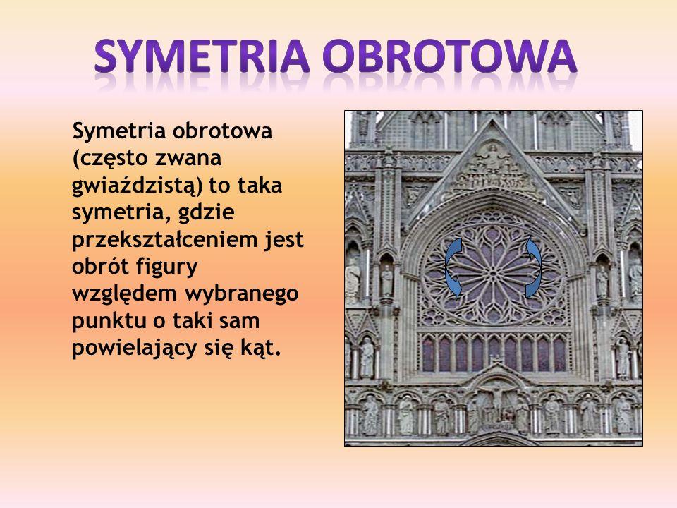 Symetria obrotowa