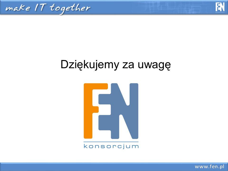 Dziękujemy za uwagę www.fen.pl