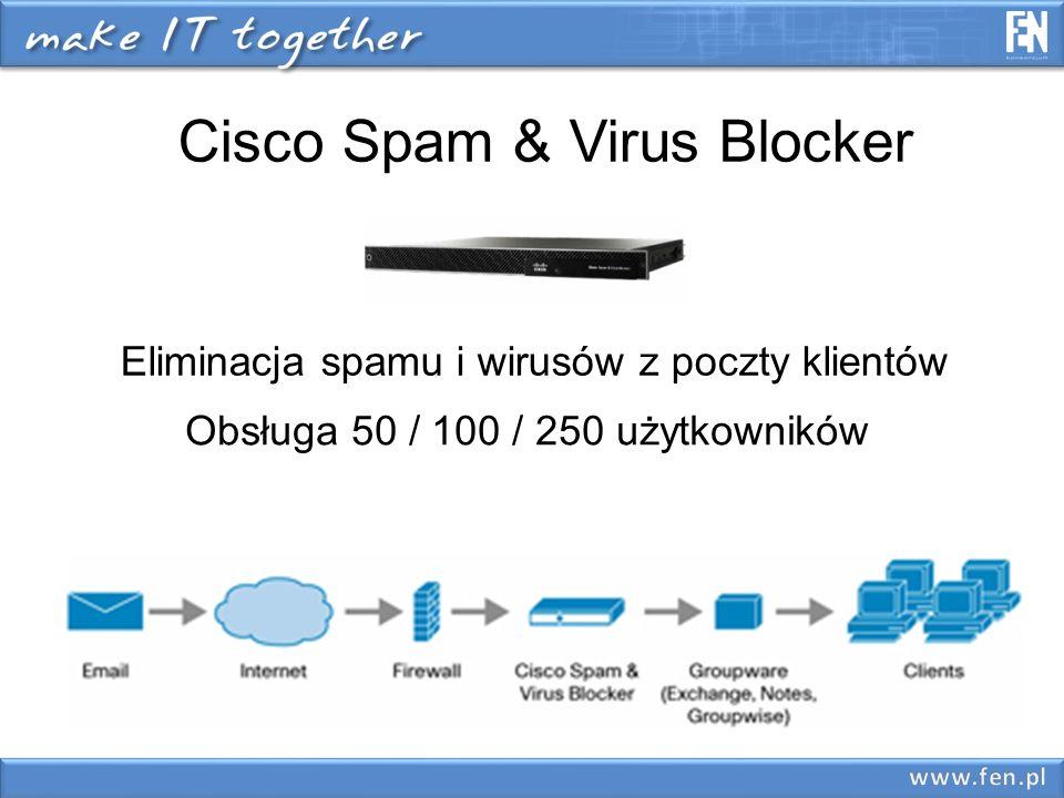 Cisco Spam & Virus Blocker