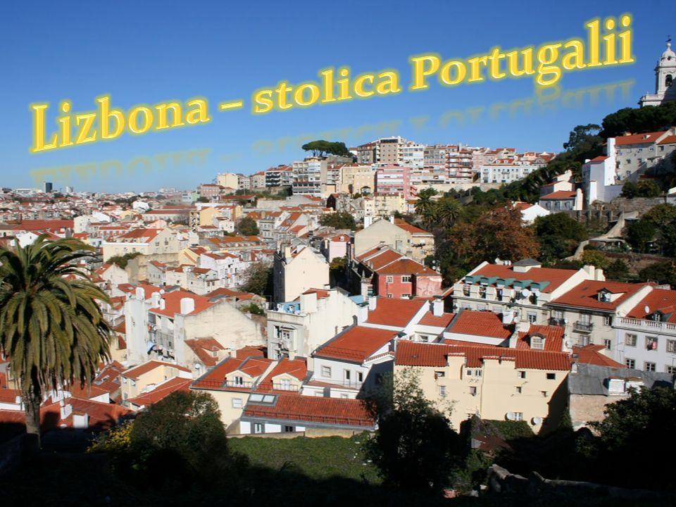 Lizbona – stolica Portugalii