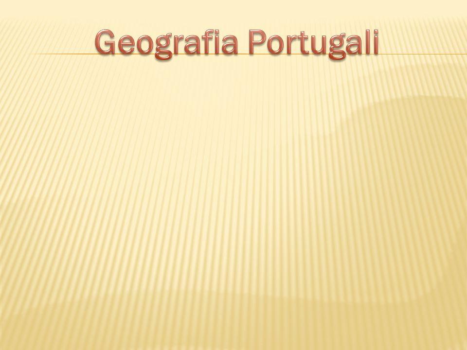 Geografia Portugali