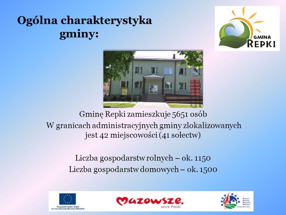 Ogólna charakterystyka gminy: