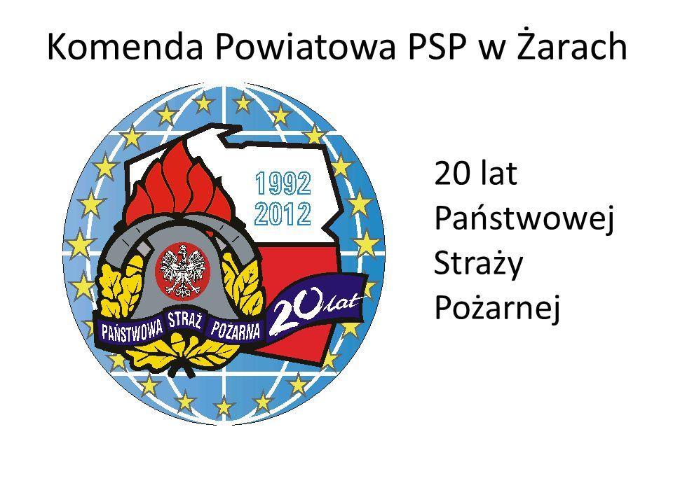 Komenda Powiatowa PSP w Żarach