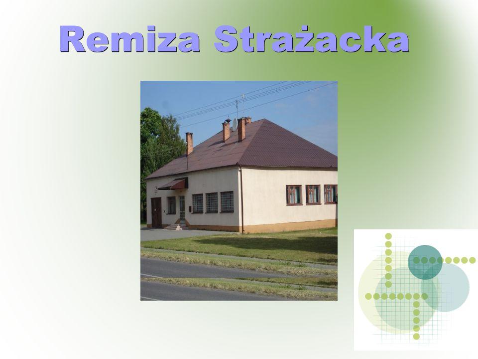 1313 Remiza Strażacka