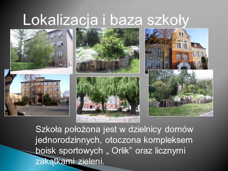Lokalizacja i baza szkoły