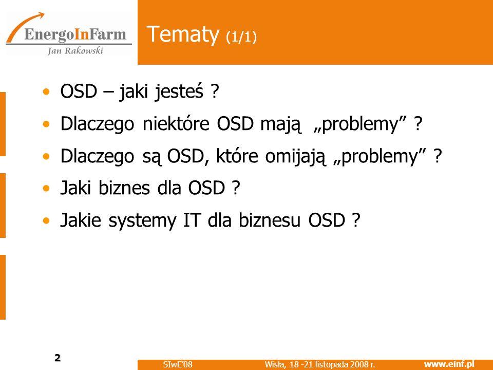 Tematy (1/1) OSD – jaki jesteś