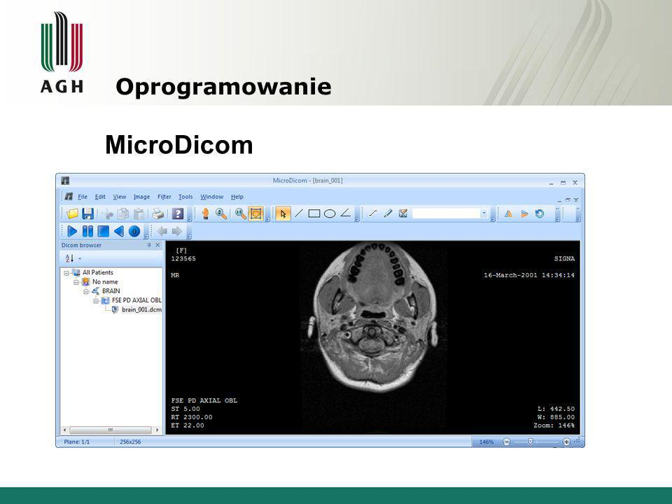 Oprogramowanie MicroDicom