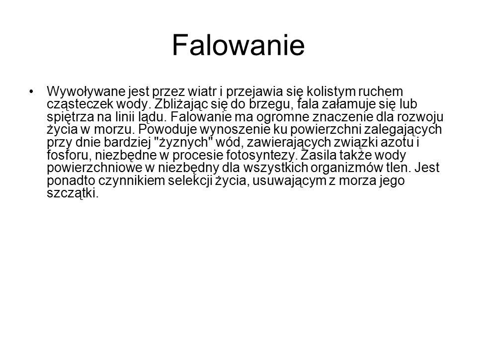 Falowanie