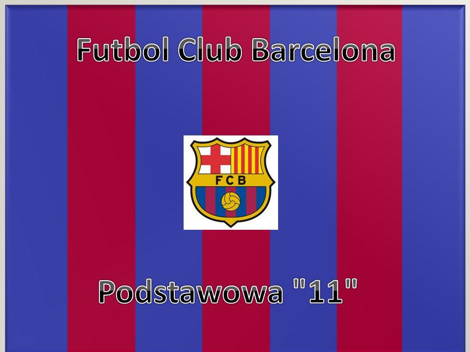 Futbol Club Barcelona Podstawowa 11