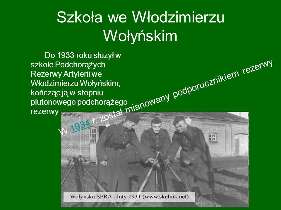 Szkoła we Włodzimierzu Wołyńskim