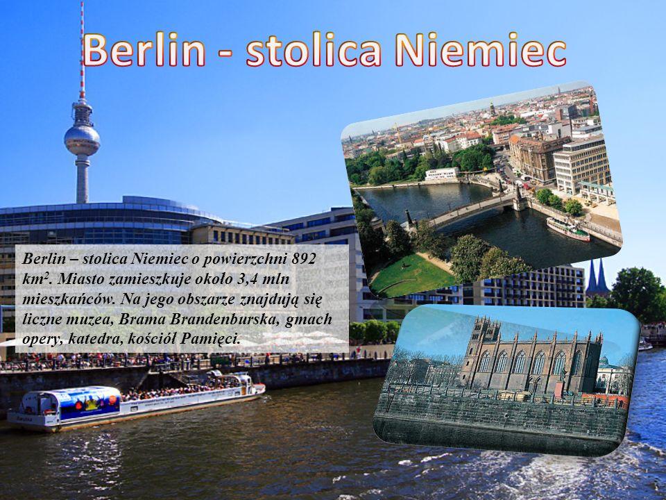 Berlin - stolica Niemiec