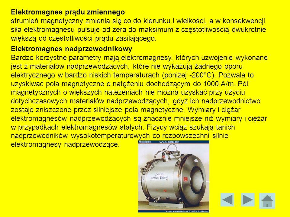 Elektromagnes prądu zmiennego