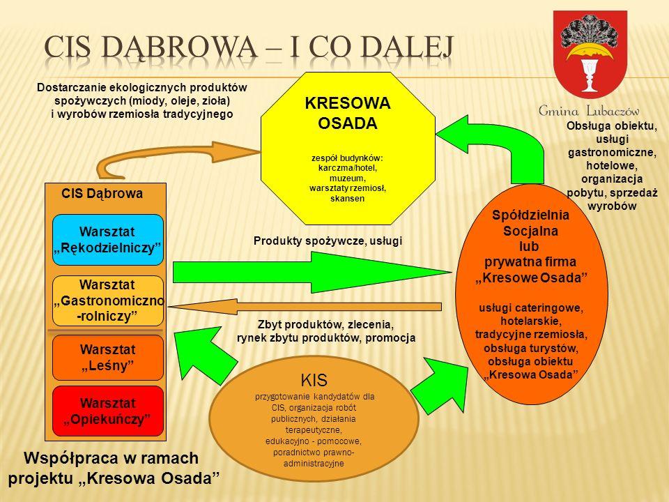 CIS Dąbrowa – i co dalej KIS