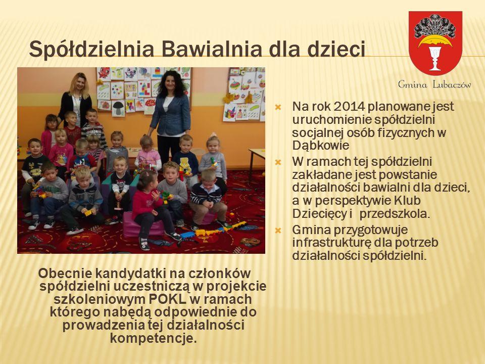 Spółdzielnia Bawialnia dla dzieci