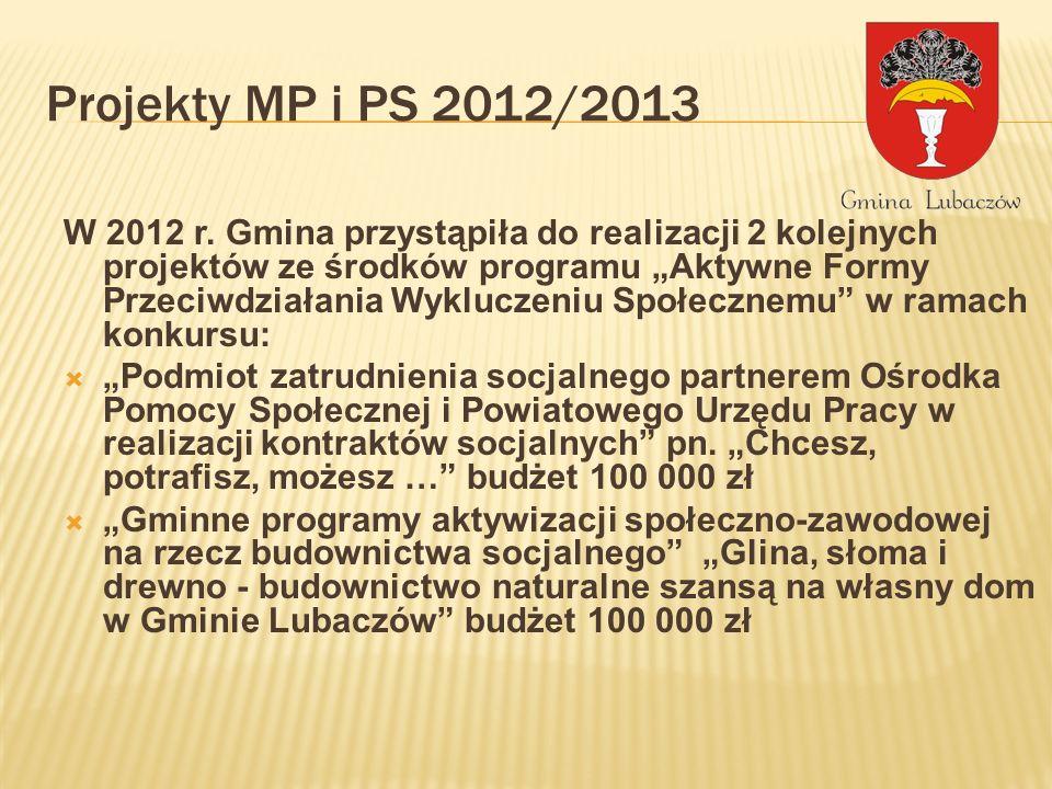 Projekty MP i PS 2012/2013