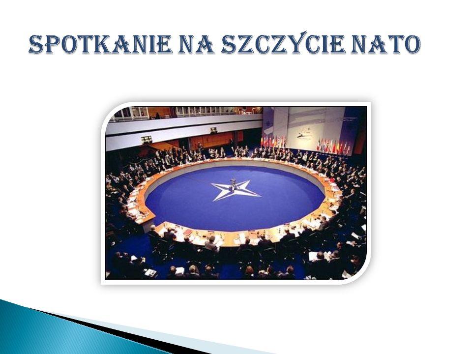 Spotkanie na szczycie NATO