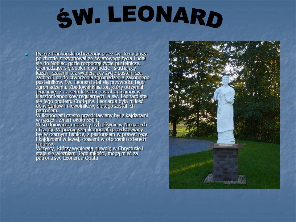 ŚW. LEONARD
