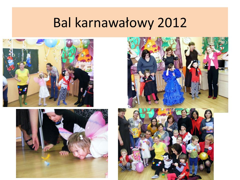Bal karnawałowy 2012
